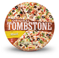 original tombstone veggie pizza see nutritional information