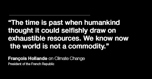 quotes on climate change by world leaders world economic forum hollande5