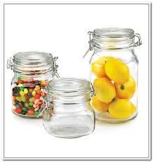glass storage containers with locking lids