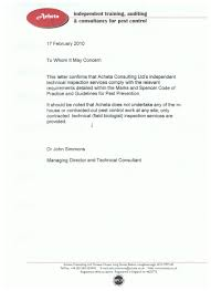 Certificate Of Employment Example Letter Best Of Example Of A