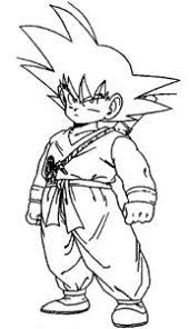 Kid Goku Free Coloring Pages On Art Coloring Pages