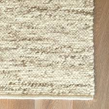 neutral textured rugs but not boring west elm area wool jute rug chunky gray