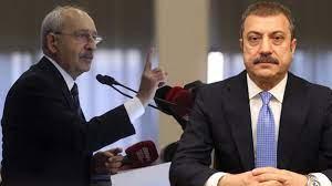 Son dakika: Dolardaki yükseliş sonrası Kılıçdaroğlu'ndan dikkat çeken  hamle! Ana muhalefet lideri Merkez Bankası'nda - Haberler Ekonomi
