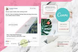 Pure Canva Facebook Cover Templates Facebook Templates Facebook Banners Facebook Covers Package Facebook Ads Facebook Post Templates