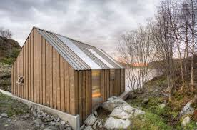 Floating House Plans Floating House In Norway Designed And Built By Tyin Tegnestue