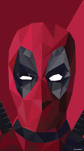 720x1280 deadpool wallpaper and phone polygon style al on ur