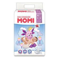 <b>Momi Подгузники High Standard</b> S 4-8 кг, 80 шт - купить, цена и ...