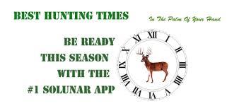 Whitetail Deer Feeding Chart 41 Correct Deer Hunting Solunar Chart