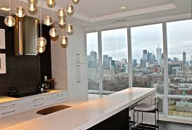 modern pendant chandelier lighting. Unique Modern Kitchen Island Lighting Ideas Rounded Balls Pendant Lamps Like Chandelier White Granite O
