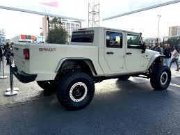 2018 jeep hemi. modren 2018 the bandit is 700 hp hemi powered jeep pickup of our dreams on 2018 jeep hemi l