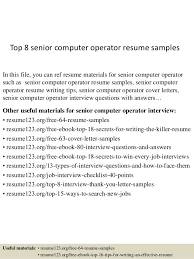 resume format for computer operator sample resume coach operator cdl resume 51 teacher resume
