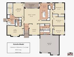 one story house plans with two master suites beautiful 21 house plans with 2 master suites