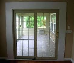 A Oversized Sliding Glass Doors Home Depot  Patio 4 Panel Door 3 Large