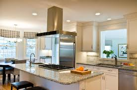 Galley Kitchens With Island Beautiful Galley Kitchen Remodel With Elegant Chandelier And Gold