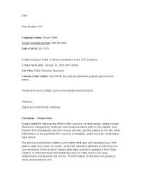 employment dates verification proof of employment letter sample income verification letter from