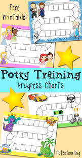 Free Printable Mickey Mouse Potty Training Chart Free Printable Potty Training Charts Homeschool Giveaways