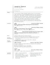 Resume Templates Microsoft Word 2003 Free Resume Templates Word How