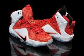 lebron shoes 2017 kids. 2015 cheap womens and kids lebron 12 heart of a lion university red sport white lebron shoes 2017 1