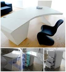 functional white modern office deskstudy deskcomputer desk  buy