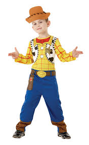 sentinel disney buzz or woody toy story boys costume book week fancy dress character new
