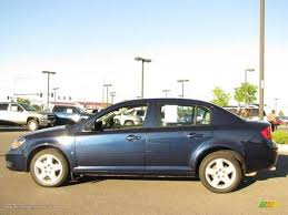 2008 Imperial Blue Metallic Chevrolet Cobalt LT Sedan #18576403 ...