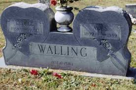 """Martha Ava """"Ava"""" Stanley Walling (1899-1989) - Find A Grave Memorial"""