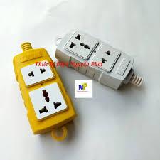 Ổ cắm điện 2 chịu tải 6000W ELITON CS6000W ( không dây ) giảm chỉ còn  25,600 đ