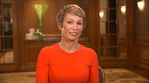 shark tank star barbara corcoran stands by controversial yank up my skirt tweet abc news