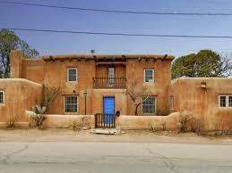 adobe home design. neat design santa fe home new mexico adobe southwestern on ideas. « »