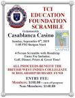 SAVE THE DATE! TCI Education Foundation... - British West Indies ...