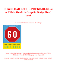 Go A Kidd S Guide To Graphic Design Download Ebook Pdf Kindle Go A Kidds Guide To Graphic