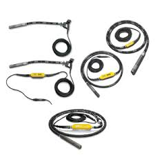 wacker neuson construction machines construction equipment premium line internal vibrators