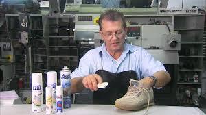 nubuck schoenen poetsen