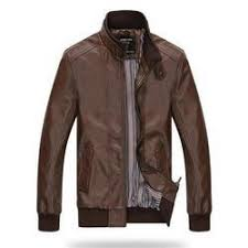 <b>PU Leather Jacket</b> at Best Price in India
