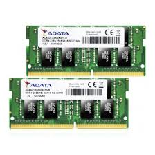 which early dimm form factor applied to laptops 16gb adata ddr4 so dimm laptop memory kit 2133mhz pc4 17000 cl15 1 2