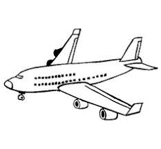 Airplane Drawing Airplane Line Drawing Google Search Line Drawings Drawings
