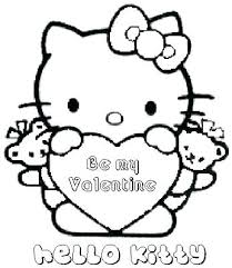 Free Valentines Day Coloring Pages Valentines Coloring Pages Free