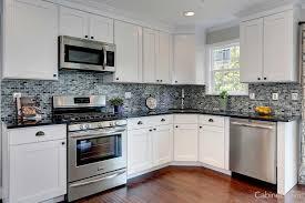 Kitchen With White Cabinets Kitchen Kitchens With White Cabinets With Original Kitchen White