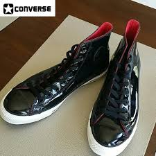 mens converse high tops leather