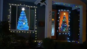 Garage Light Christmas Decorations 6 High Tech Ways To Decorate For The Holidays Cnet