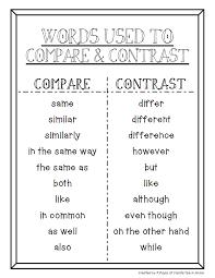 compare contrast b c i taught expository essays et al  compare contrast