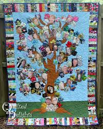 Quilted Delights: Family Tree Quilt Complete & Family Tree Quilt Complete Adamdwight.com