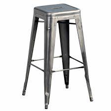tolix h 70 high bar stool raw steel xavier pauchard designed high bar stools72