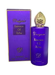 Designer Essence Shop Designer Perfumes Designer Essence Of Erba Edp 100 Ml