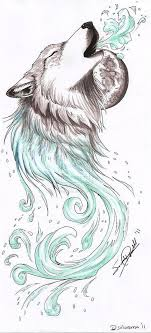 howling wolf drawing tattoo.  Drawing Howling Wolf Tattoo  Shops Pictures Symbol Tattoos For Strength  Designs Ad To Drawing