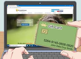 how to turn gift cards into cash