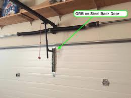 garage door lift bracket repair handle overhead agreeable decor
