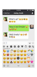 emoji text emojixpress emoji keyboard