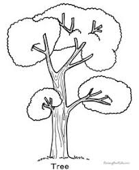Small Picture Apple Tree Templatedgn Apple Tree Without Leaves Coloring Pages