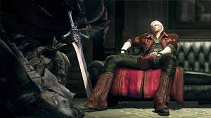 wallpapers for devil may cry 5 dante wallpaper